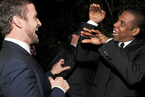 justin timberlake &amp; jay-z