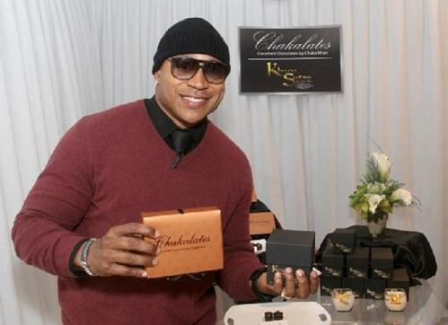ll cool j & chakalates