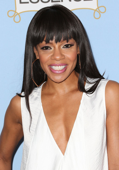 Actress Wendy Raquel Robinson