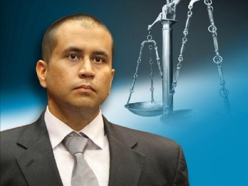 george zimmerman (justice scales)