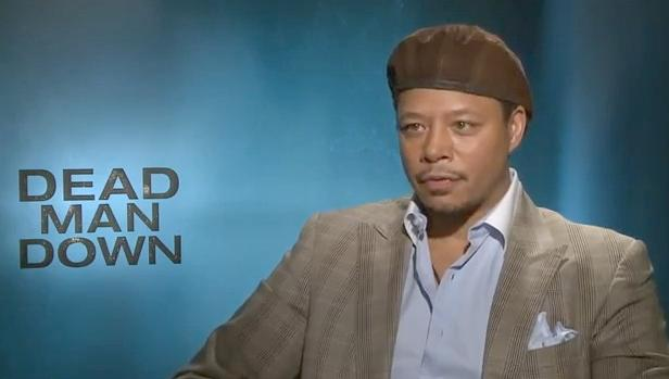 terrence howard (dead man down screenshot)