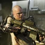 matt damon (in elysium)