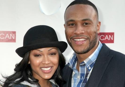 meagan good & devon franklin
