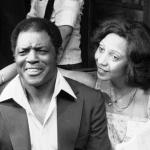 willie mays and wife louise allen mays