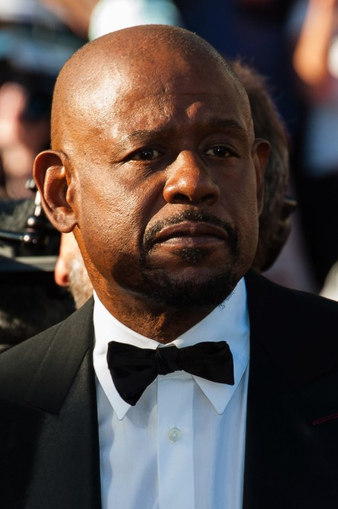 Forest Whitaker attending the Closing Ceremony and 'Zulu' screening during the 66th Annual Cannes Film Festival in Cannes. (May 26, 2013