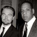 leonardo dicaprio &amp; jay-z