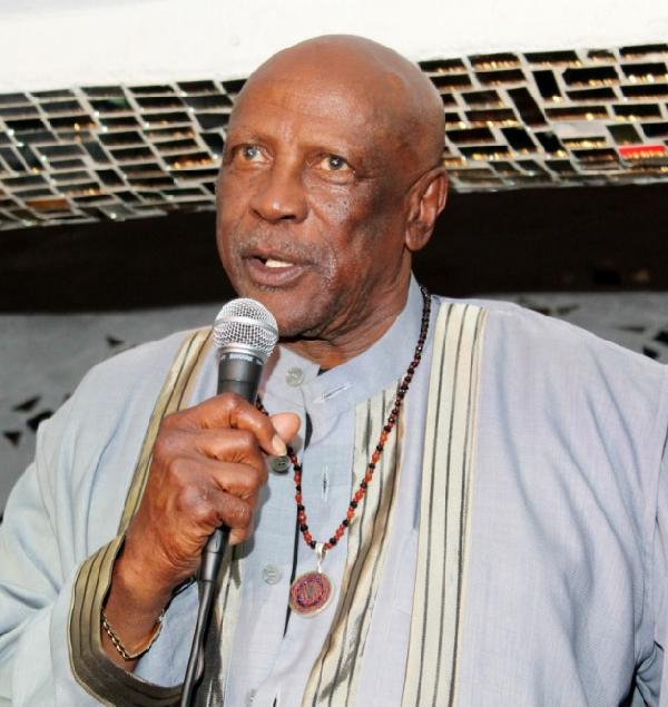 Louis Gossett Jr. Still Rock Solid at 77; Honored at Mavericks Flat