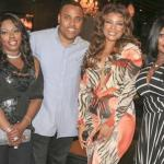 r&amp;b divas: atl cast party