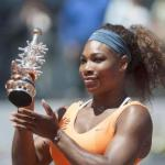 serena williams(madrid 2013)