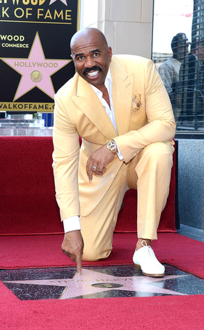 steve harvey star