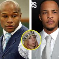 Mayweather / T.I. Feud Just Got Realer: Boxer Admits Sexing Tiny (Watch)