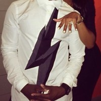 Drake Mocks Kevin Hart's Shirt from Engagement Announcement