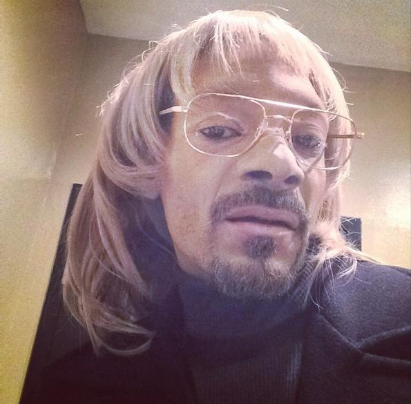 Snoop Dogg, Er, Snoop Lion is Now A White Guy Named Todd