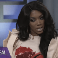 Watch Porsha Williams Twerk on 'The Real'; Talks Kenya, Cynthia Feuds