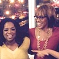 Oprah Goes All Out for Gayle's Surprise 60th B'Day Bash (Pics)