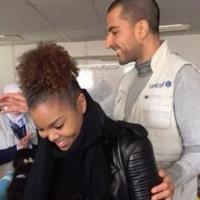 Janet Jackson and Husband Make Unannounced Visit to Palestinian Areas