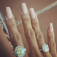 Karrueche Shows Off New Bling, Sparking Chris Brown Engagement Rumors
