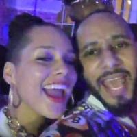 Full Force & Friends Help Swizz Beats Surprise Alicia Keys with 'House Party' (Pics/Video)