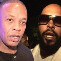 Dr. Dre Disputes Suge's Claim that He Asked for a Peace Meeting