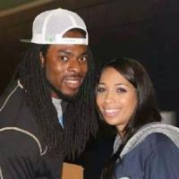 Richard Sherman's Pregnant Girlfriend Tells Him to Not Miss Game if Baby Comes