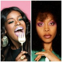 Azealia Banks Shades Erykah Badu for Having Multiple Baby Daddies