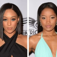 Keke  Palmer Squashes Talk of Her Wanting Tia Mowry's Hubby (Watch)