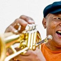 Trumpeter Hugh Masekela Says No to Pics with Girls with Weaves