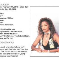 Janet Jackson Responds to Flyer Claiming She's 'Missing'