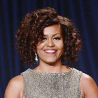 First Lady Michelle Obama Shows Off New Curls at WHCD (Pics)