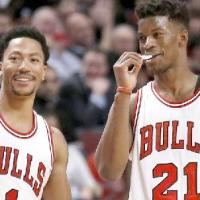 Chicago Bulls' Derrick Rose, Jimmy Butler Are Allegedly Feuding (Watch)