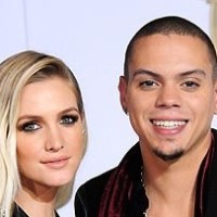 Evan Ross, Ashlee Simpson Welcome Baby Girl