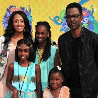 Mystery Surrounds South African Child in Chris Rock's Family