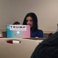 Trump Sticker Causes Heated Interaction Between St. John's University Students