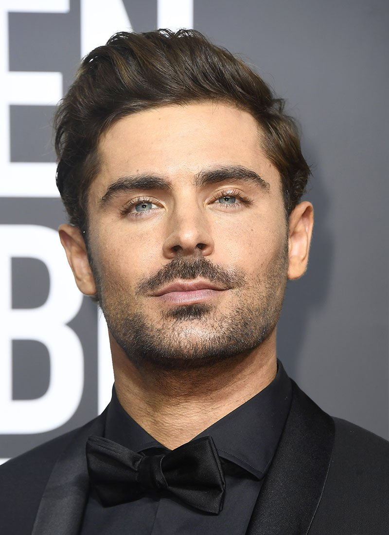 Zac Efron Freaks Folks Out with Fake Dreads  Social Media Outraged zac efron