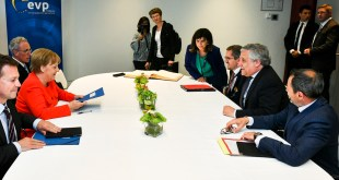 Study visit of Antonio TAJANI, EP President to Munich