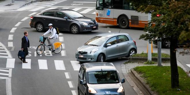 Road Traffic in Brussels