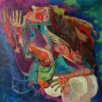 Evangeline Cachinero - The-allegory-of-motherhood
