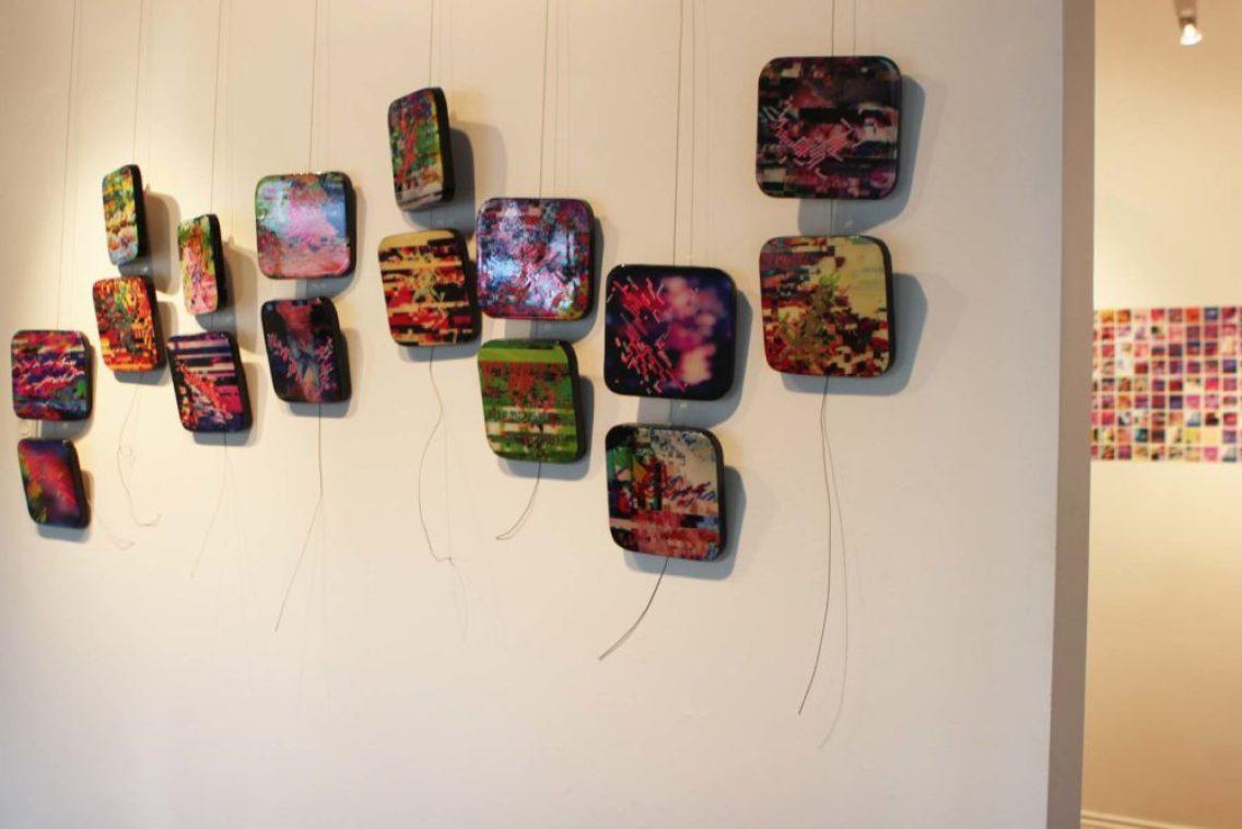 Installation, Electrofringe 2013, Evangeline Cachinero