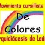 Felicidades a nuestras hermanas que han terminado su cursillo, que inicien de colores.