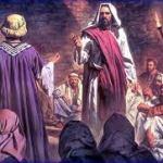 Comentario al evangelio de Marcos 3, 20-35 Los parientes confundidos por Satanás que ha llegado a su fin  X domingo tiempo ordinario. Audio mp3