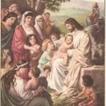 Billete Celador –Un mensaje para Ti Guardia de Honor- Jesús y los niños… Parroquia de San Pío X