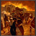 Del libro del Profeta Baruc 4,5-12.27-29. Sábado 3 de Octubre de 2015. MISA DE SANTA MARÍA EN SÁBADO.