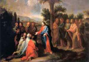 Evangelio San Mateo 20,20-28. Lunes 25 de Julio de 2016. Fiesta de Santiago Apóstol.