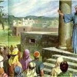 Del libro del Profeta Jeremías 7,1-11. Sábado 23 de Julio de 2016. Misa de Santa María en Sábado.