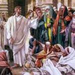 Evangelio San Mateo 23,1-12. Sábado 20 de Agosto de 2016.