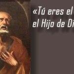 Evangelio San Lucas 9,18-22. Viernes 23 de Septiembre de 2016.