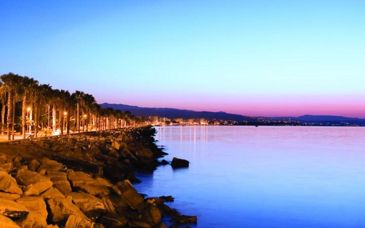 Eerste persreis: bestemming Cyprus