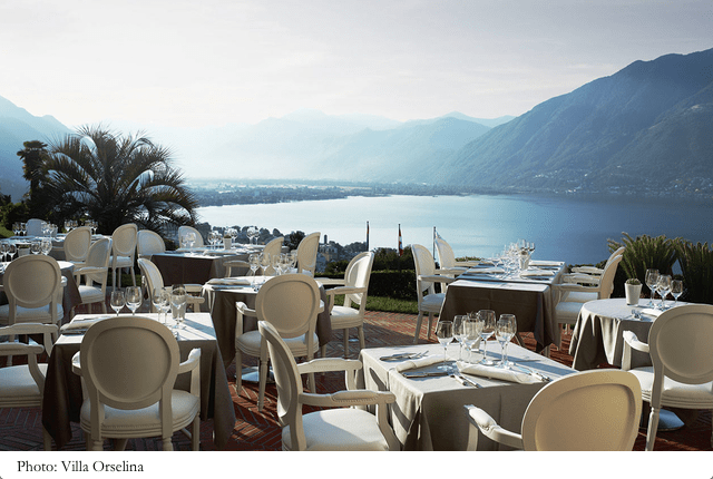 location per matrimonio in ticino - Villa Orselina