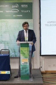 Paulo Henrique da Silva Vitor, palestrando sobre a questão tributária nas PMES.