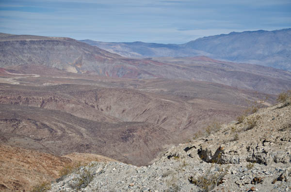 Death Valley National Park scenic vistas